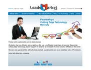 Contest Entry #63 for Website Design for LeadsMarket.com