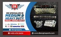 Graphic Design Contest Entry #76 for Design a Company Banner For Engine Parts