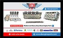Graphic Design Contest Entry #96 for Design a Company Banner For Engine Parts