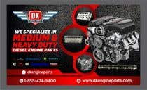 Graphic Design Contest Entry #102 for Design a Company Banner For Engine Parts