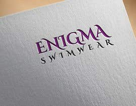 #46 for Design a logo for Enigma Swimwear by ptisystem018