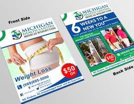 Nro 50 kilpailuun medical weight loss flyer käyttäjältä bossminhajmahmud