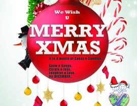 Nro 46 kilpailuun Design a Christmas Flyer käyttäjältä pradeepmariyan