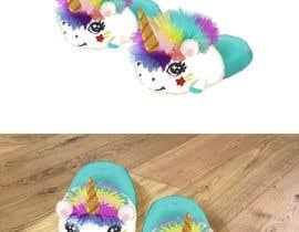 #9 para Unique Unicorn Slippers Design de wpurple