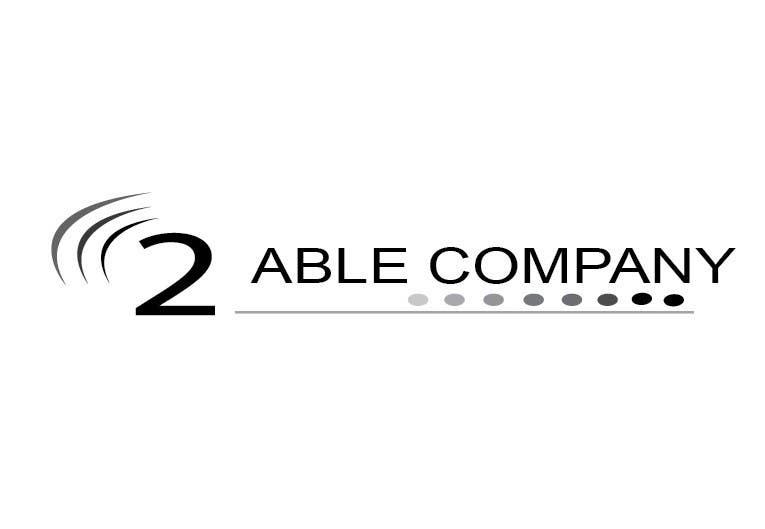 Inscrição nº 371 do Concurso para Logo Design for 2 ABLE COMPANY