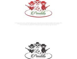 #41 cho A creative and unique logo for a mexican restaurant called La Pandilla  The name means in English (the gang) I need to see crazy ideas No generic ideas or standard logo templates or copies from other logos will be accepted bởi creativelogodes