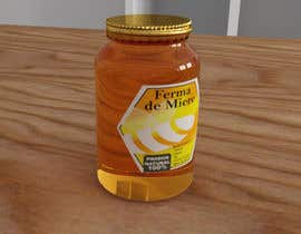 #22 untuk Label design for Honey Jar (eticheta miere) oleh daberrio