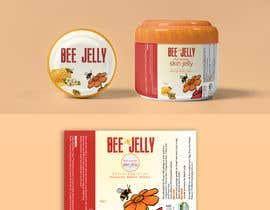 #15 untuk Label design for Honey Jar (eticheta miere) oleh riasatfoysal