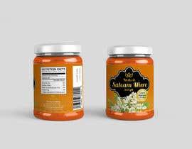 #24 untuk Label design for Honey Jar (eticheta miere) oleh Xclusive61