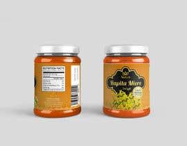 #28 untuk Label design for Honey Jar (eticheta miere) oleh Xclusive61