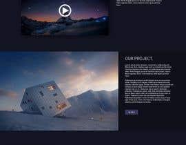 #11 untuk Create a landing page design PSD oleh AquimaWeb