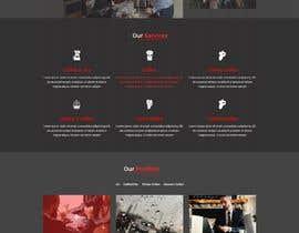 #5 untuk Create a landing page design PSD oleh sktaslima