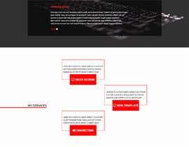 #7 untuk Create a landing page design PSD oleh sktaslima