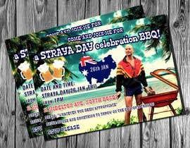 #6 untuk Australia Day Invitation oleh adesign060208
