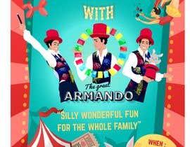 hanisimani tarafından Design a poster for a kids magic show için no 43