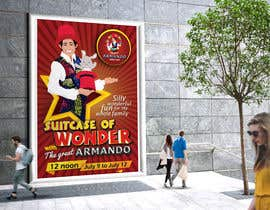 #35 for Design a poster for a kids magic show by ZahurDesign