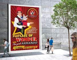 ZahurDesign tarafından Design a poster for a kids magic show için no 35