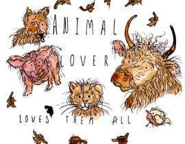 #10 for I need an Illustrator for Vegan Illustration af louisegoves