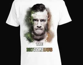 nº 26 pour Design a T-Shirt for Conor McGregor par Atharva21