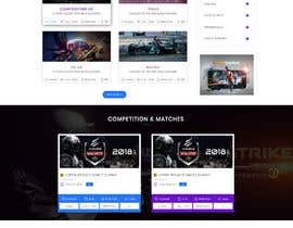 #8 untuk Create a competitions landing / convertsion page for our website oleh sudpixel