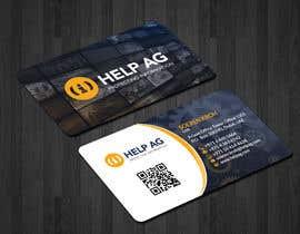 Nro 61 kilpailuun Design profesisonal Business Cards for Cybersecurity käyttäjältä papri802030