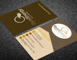 #227 for Vertical Business card for Energy firm by graphictania
