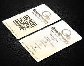 #266 untuk Vertical Business card for Energy firm oleh ahsanhabib564