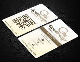 #269 untuk Vertical Business card for Energy firm oleh ahsanhabib564