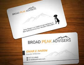 #915 for design biz card by ekbalkabir007