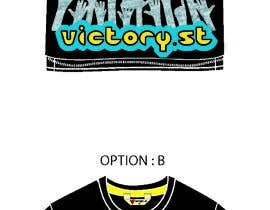 #37 for Create 2 t-shirt designs in vectorial format. by rbtrajib