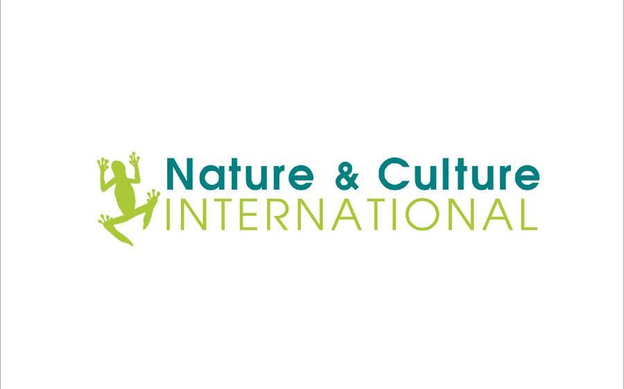 Contest Entry #                                        201                                      for                                         Logo Design for Nature & Culture International