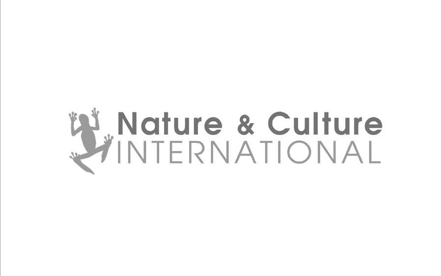 Contest Entry #                                        202                                      for                                         Logo Design for Nature & Culture International