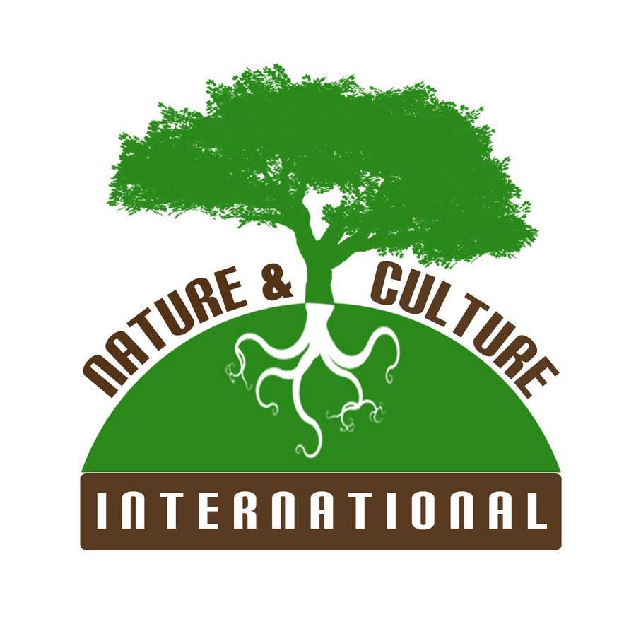 Contest Entry #                                        213                                      for                                         Logo Design for Nature & Culture International