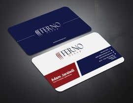 Nro 138 kilpailuun Design a Business Card and Letterhead for Adam käyttäjältä Sudebmondal3
