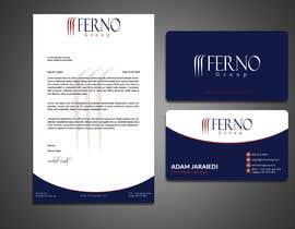 Nro 164 kilpailuun Design a Business Card and Letterhead for Adam käyttäjältä sirajulovi