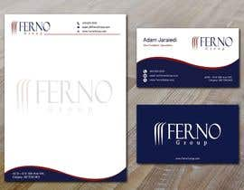 Nro 112 kilpailuun Design a Business Card and Letterhead for Adam käyttäjältä Nabila114