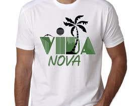 #66 untuk Graphic design for a t-shirt oleh sahac5555