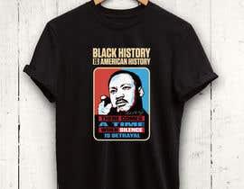 #2 untuk Black History T-Shirt Design oleh rnog
