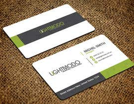 #56 for Design new modern Business Cards by Jahir4199
