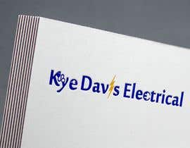 Nro 5 kilpailuun My business name is Kye Davis Electrical. But may also be designed as (KDE) thanks. käyttäjältä ishanbasantani