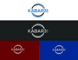 #203 for Design a Logo KABAR3.COM by safiqul2006