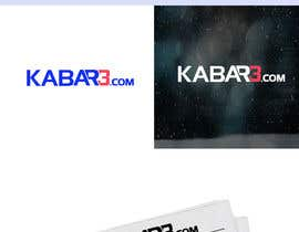 #83 for Design a Logo KABAR3.COM af salmanjr