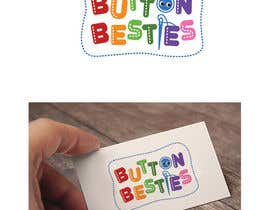 #77 for Button Buddies Logo by wpurple