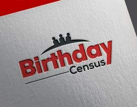 #60 for Birthday Census Logo by Toy05