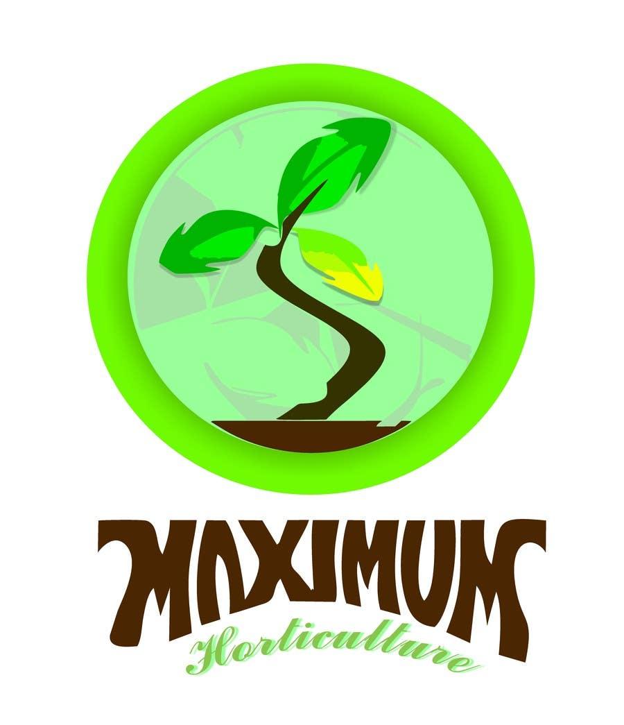 Penyertaan Peraduan #                                        1                                      untuk                                         Design a Logo for my horticulture company