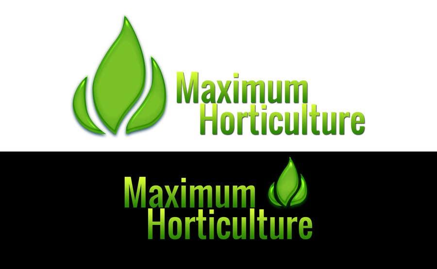 Penyertaan Peraduan #                                        18                                      untuk                                         Design a Logo for my horticulture company