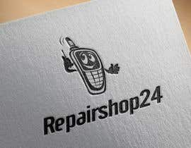 #6 for Logo for my Webshop, I'm selling repair parts for mobile phones and consoles. name of my Webshop is repairshop24 af TayebAD