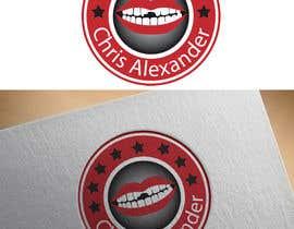 Nro 6 kilpailuun Chris Alexander Logo käyttäjältä MohammedAtia