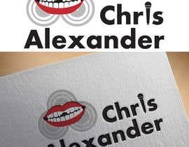 Nro 8 kilpailuun Chris Alexander Logo käyttäjältä MohammedAtia