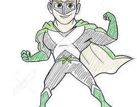 #7 cho Diseño de superheroe marketing digital bởi mralaadin